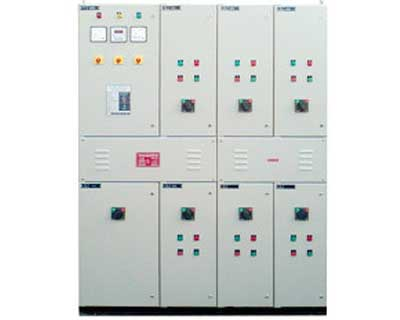 Capacitor Control Panels