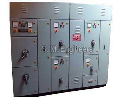 Electrical Control Panels, Electric Panel