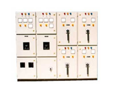 Motor Control Panel, Electrical Control Panel